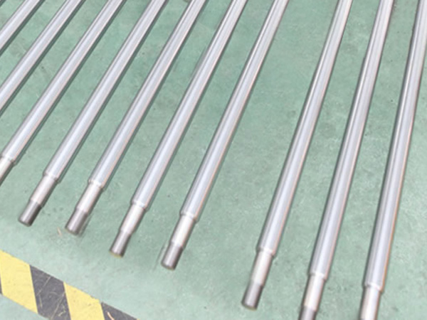CNC machined piston rods